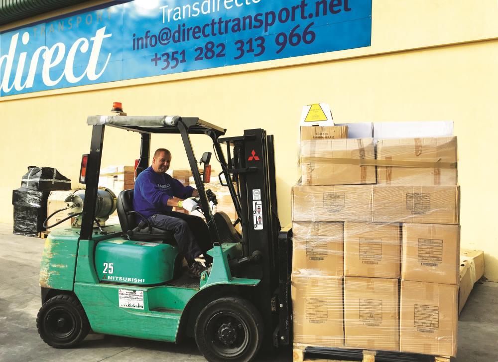 Algarve commercial distribution